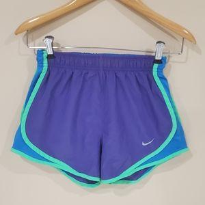 Retro Nike Dri Fit Athletic Runner Shorts XS